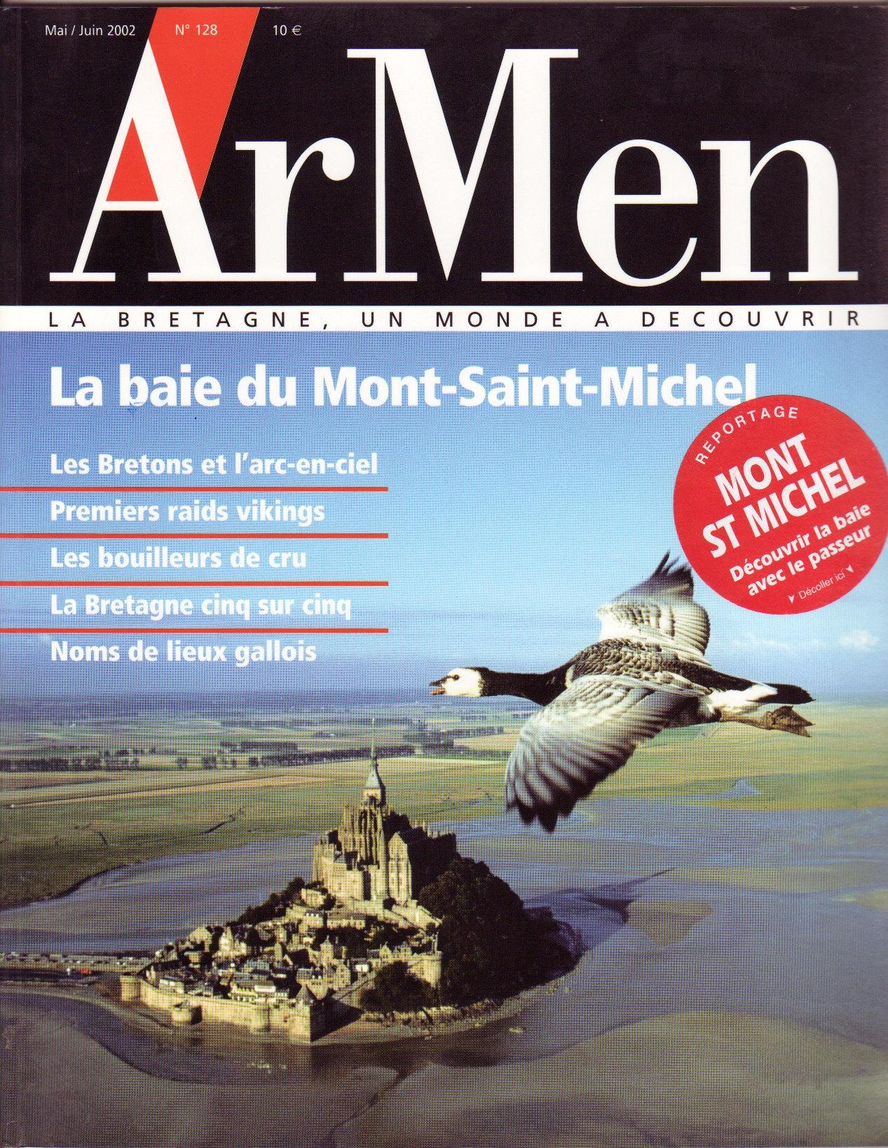 reportage baie mont saint michel ,les traversées