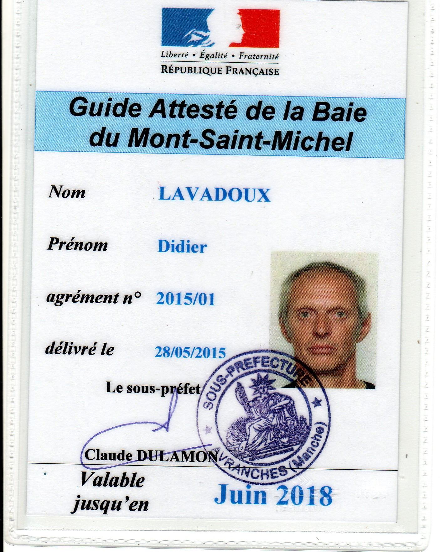 guide de la baie mont saint michel