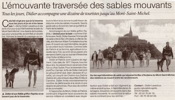 ouest france article famille